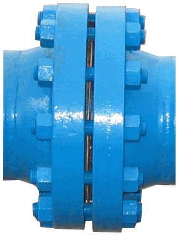Leakage from joints containing gaskets