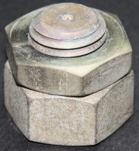 Self Locking Nut >> The Use of Two Nuts to Prevent Self Loosening of Fasteners